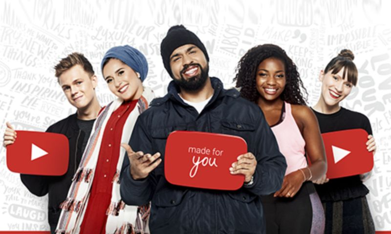 #MadeForYou: Celebrating YouTube creators and their fans
