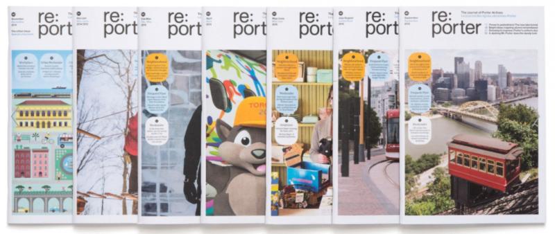 re:porter magazine