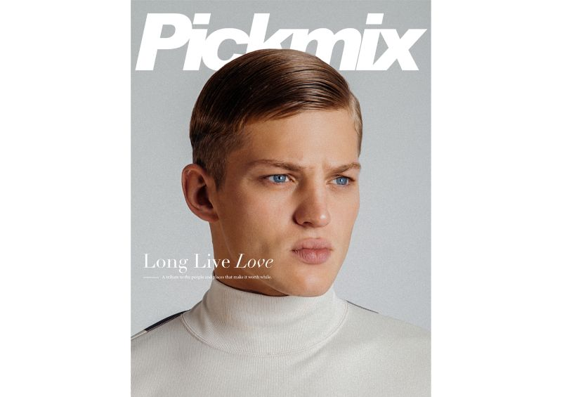 Pickmix Magazine Issue 3 Long Live Love