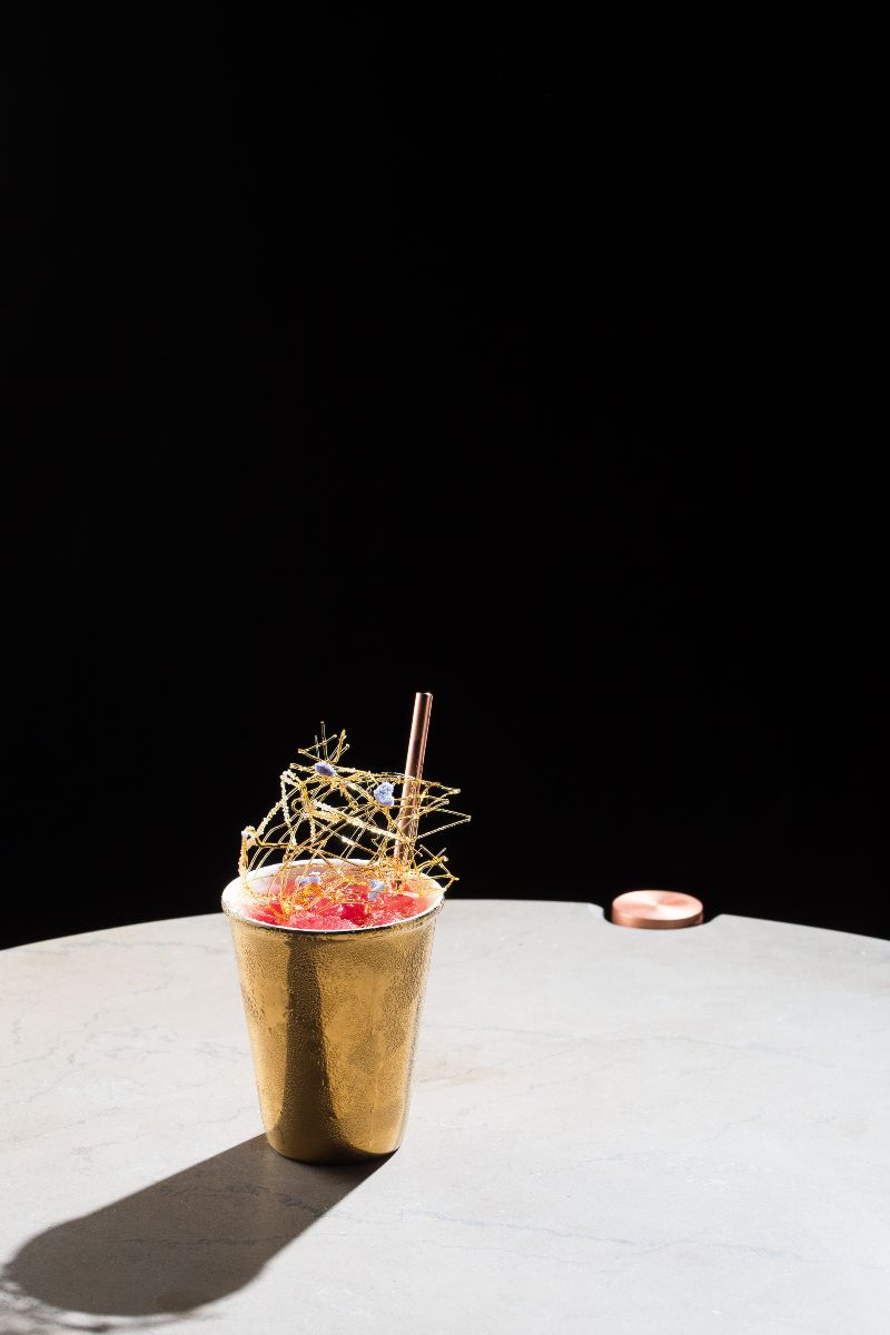 Coppersmith,  a bar serving inventive craft cocktails