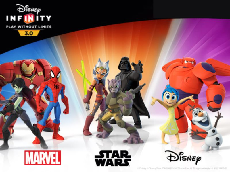 Disney Infinity 3.0 Launch