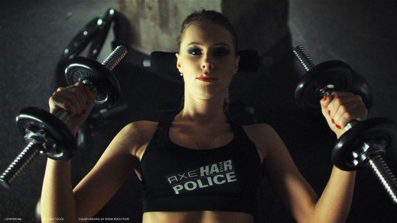 Axe Hair Police
