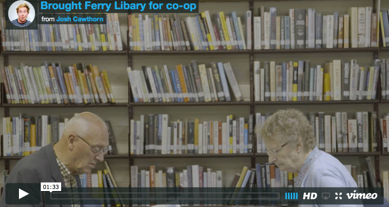 Brought Ferry Libary for co-op