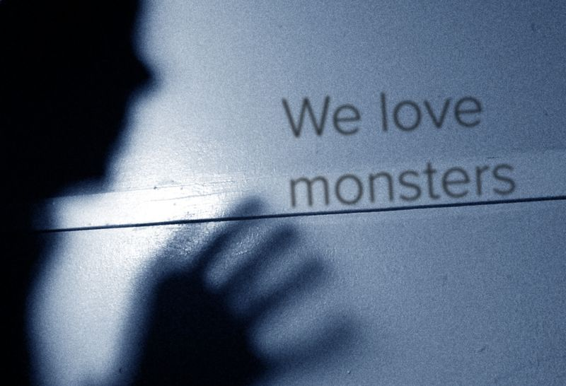 We love monsters