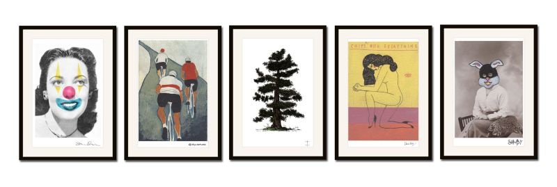 Limited Edition Prints with CultureLabel