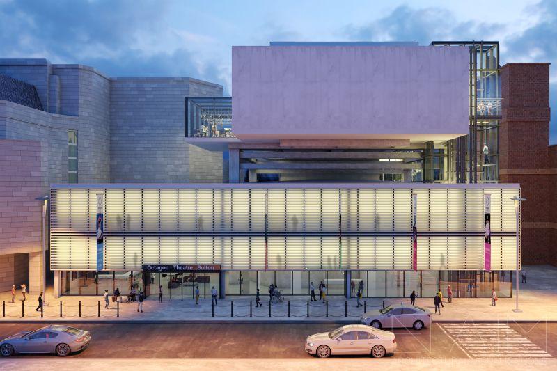 The Octagon Theatre, Bolton