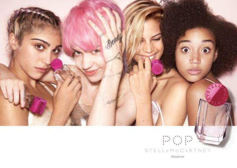 Global launch of POP by Stella McCartney