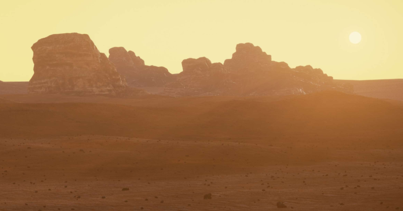 An insight into Framestore VR's 'Field Trip to Mars'