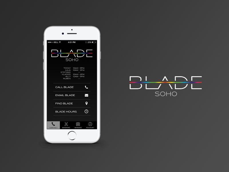 Blade Soho app
