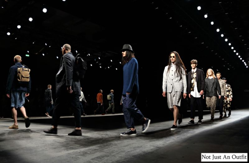 London Collection Man SS16