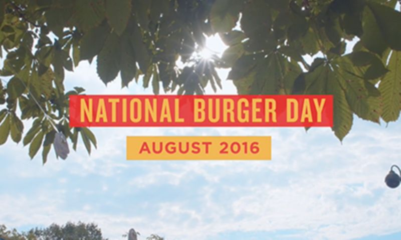 National Burger Day 2016