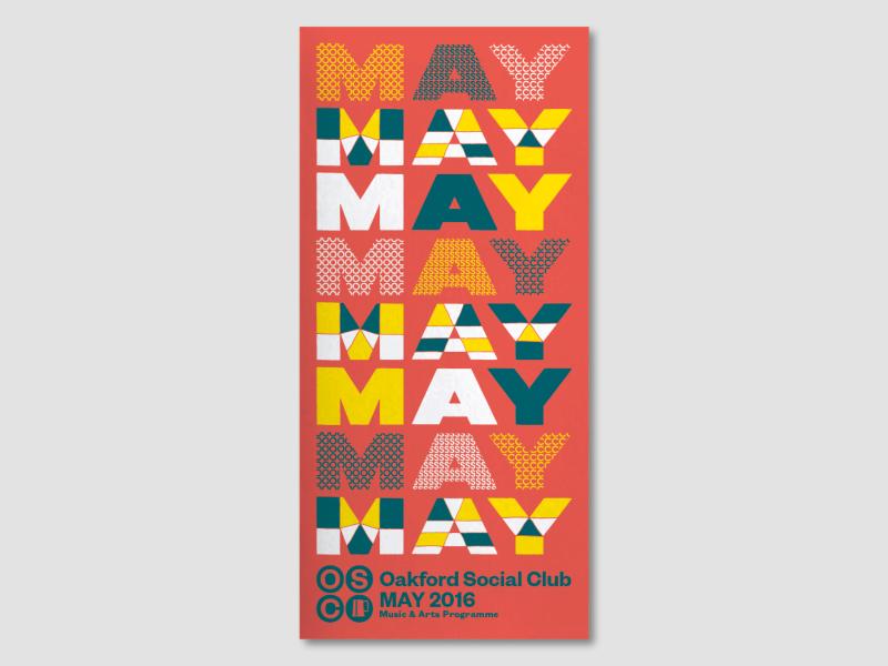 May Music & Arts Programme