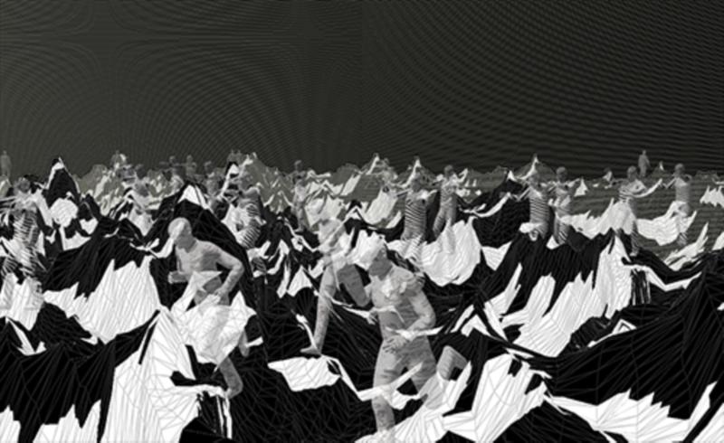 """Gif - """"Facade"""" Animation /03"""