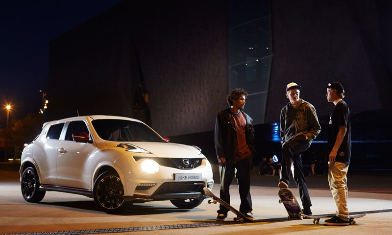 Nissan X DC : The Headlight Sessions