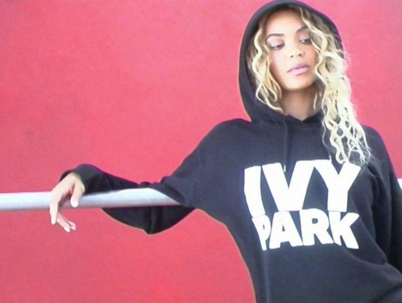 IVY PARK FW16 - Beyoncé