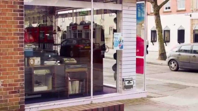 Sue Ryder Vintage & Retro Shop Documentary