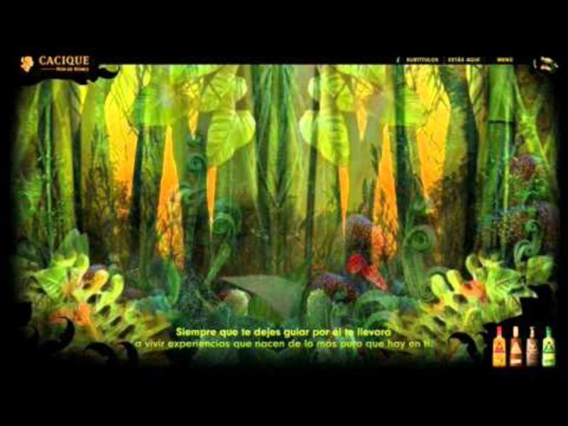 Rum Cacique - The Jungle