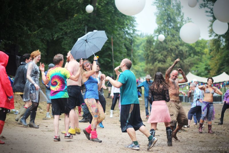 Morning Gloryville wakes up Wilderness Festival 2014