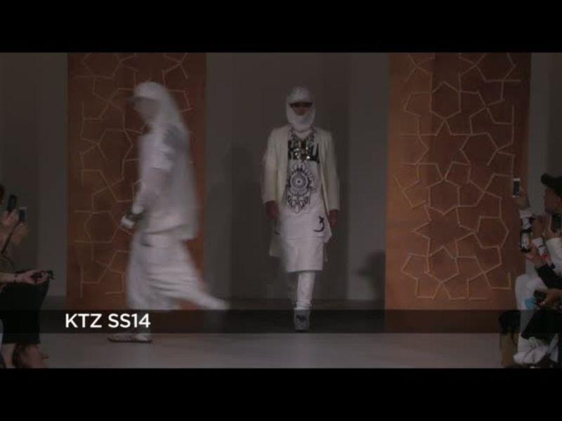 KTZ MENSWEAR SS14