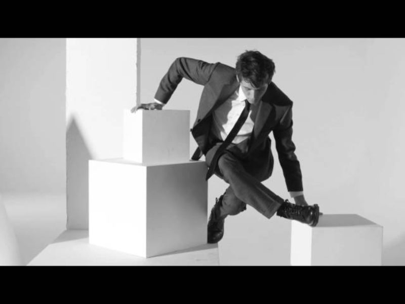 Sense of balance | Menswear