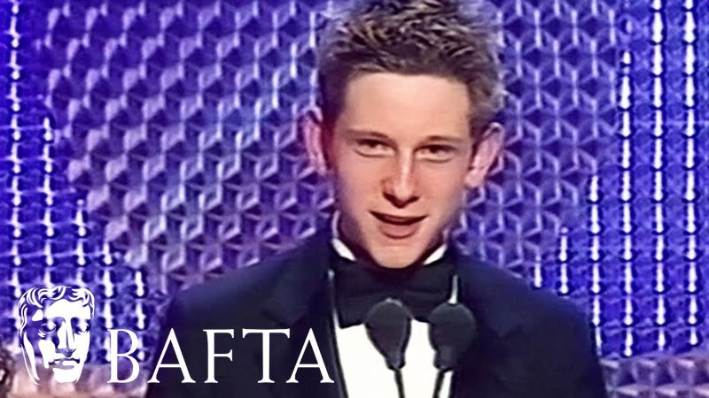 100 BAFTA Moments - 14 year old Jamie Bell wins Leading Actor in 2001