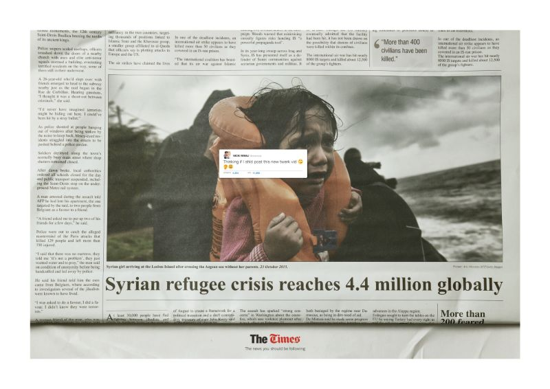 The Times - The news you should be following