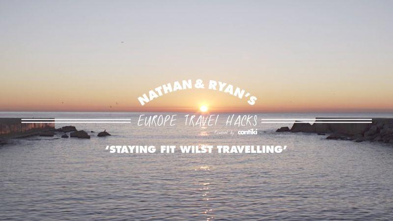 Nathan & Ryan's Travel Hacks