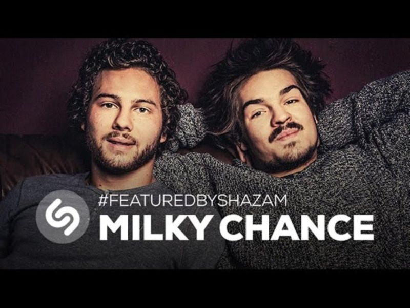 Milky Chance - Flashed Junk Mind #FeaturedByShazam