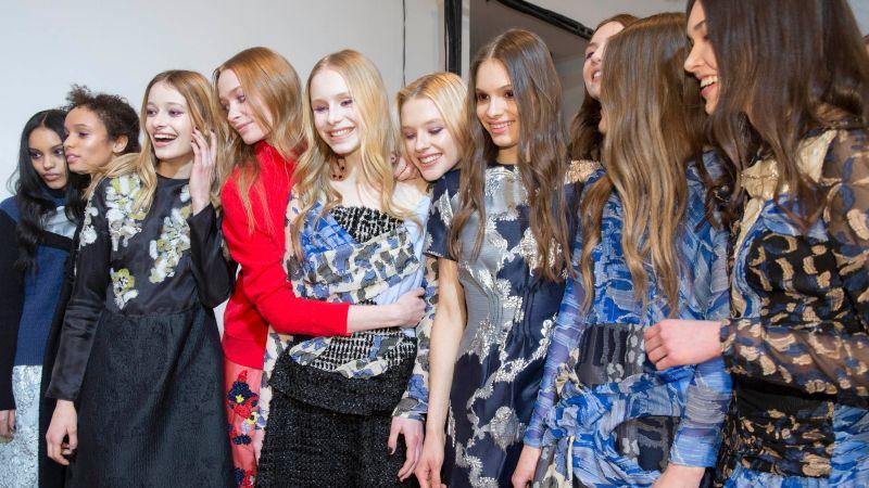 BFC/Vogue Designer Fashion Fund Episode 3