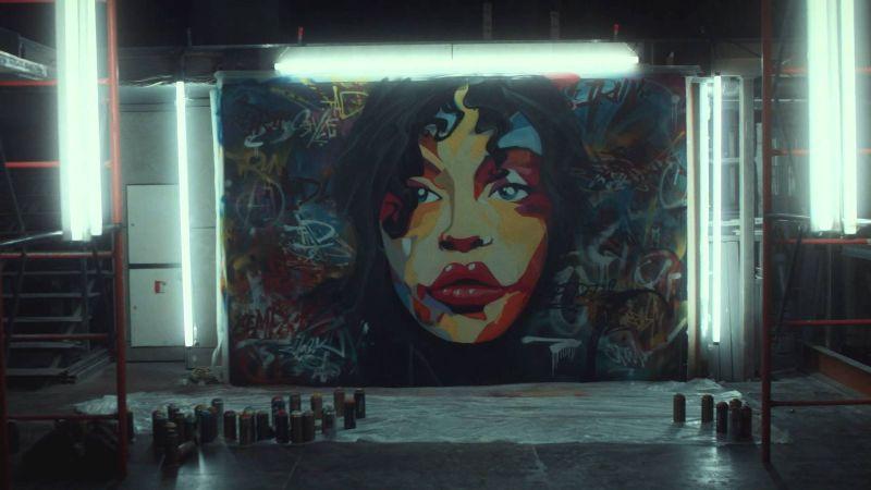 LAYS MAX ACADEMY   Graffiti