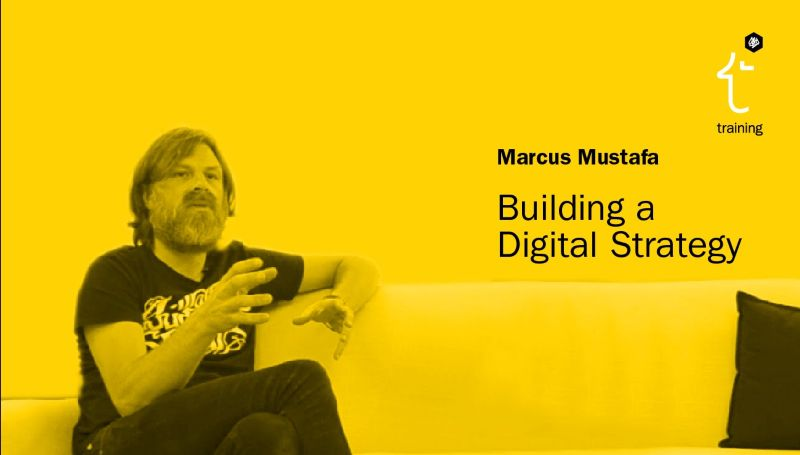 Build A Digital Strategy in 5 Steps