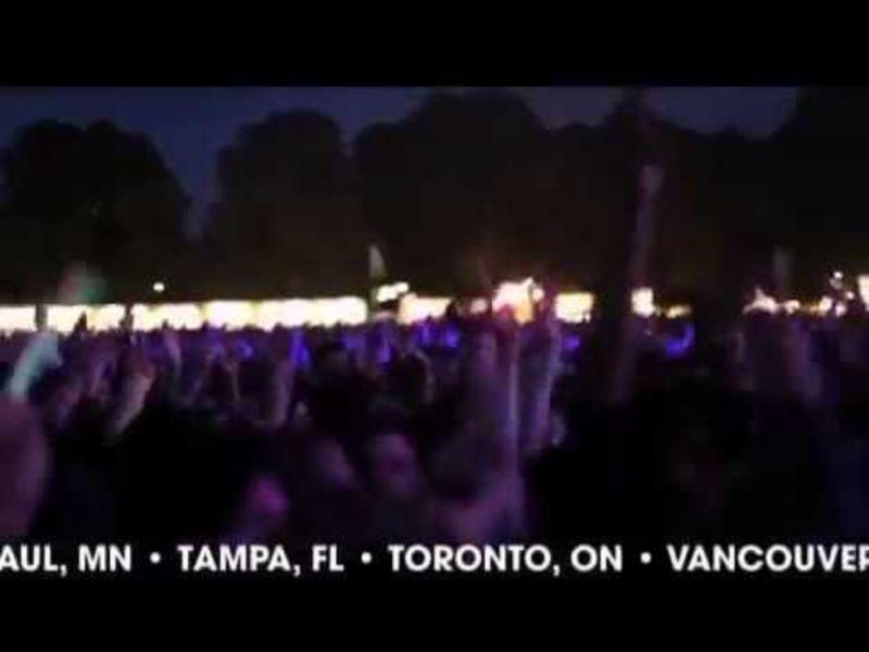 RIHANNA DIAMONDS WORLD TOUR Trailer