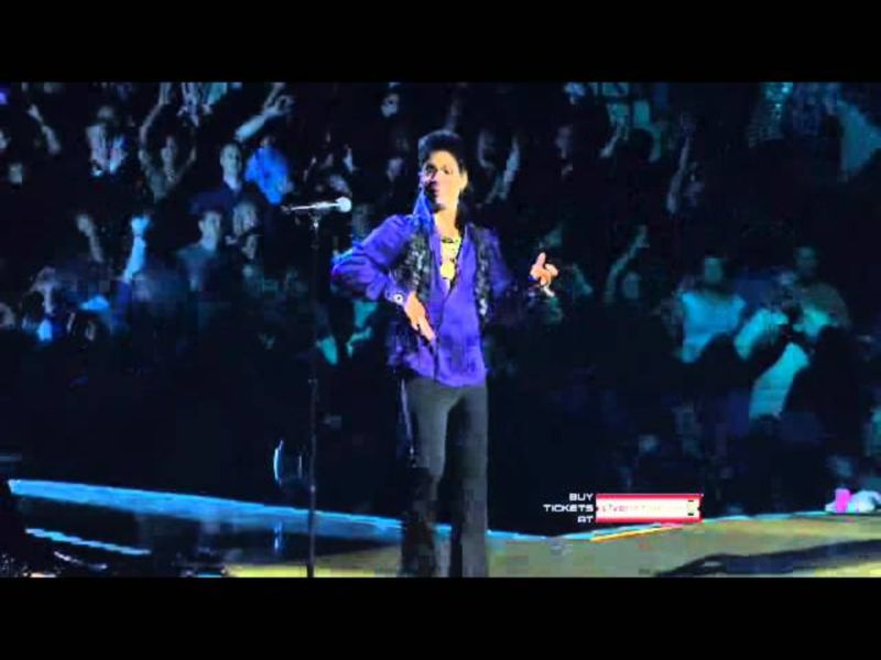Exclusive Video: Prince's Welcome 2 America Tour