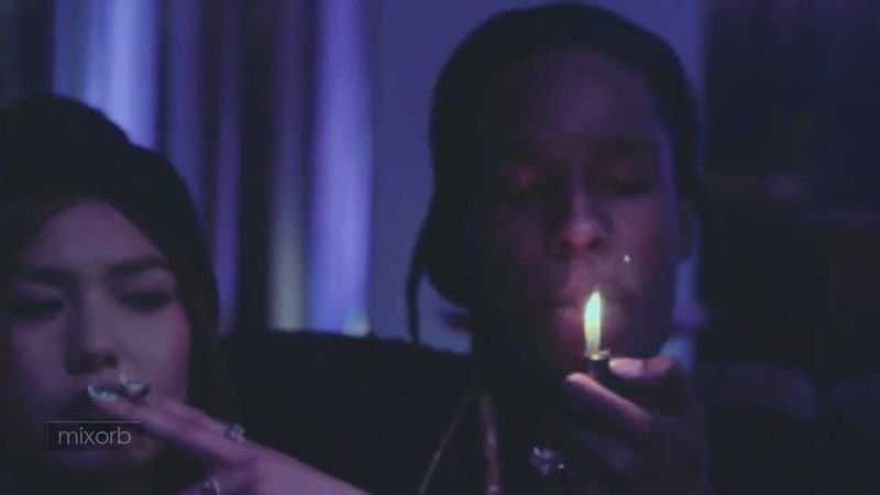A$AP Rocky - Purple Kisses