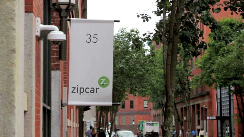 Zipcar's new headquarters