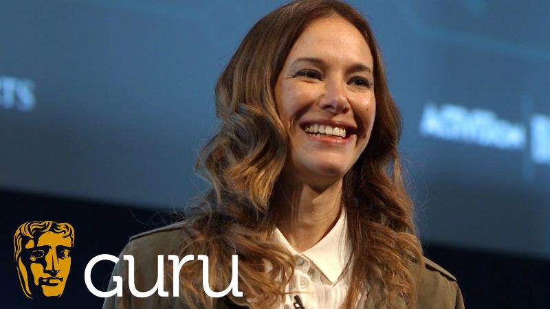 Jade Raymond Games Lecture