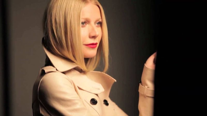 Gweneth Paltrow for Max Factor