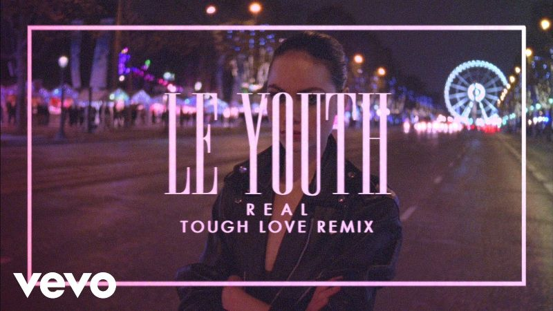 Le Youth music video