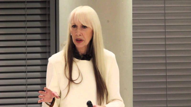 NABS Tuesday Club Talk: Judi James