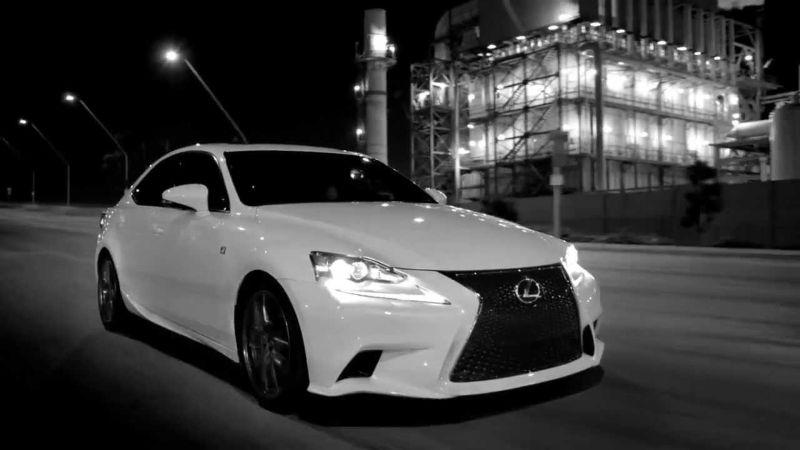 New Lexus IS model Asia launch