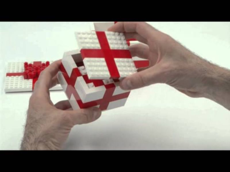 LEGO Creator integrated engagement campaign