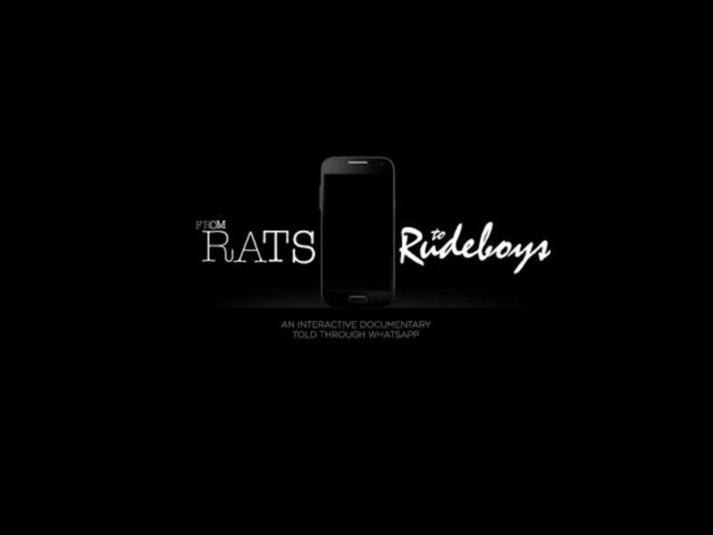 Clarks Originals - From Rats to Rudeboys