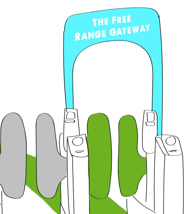 The Free Range Gateway