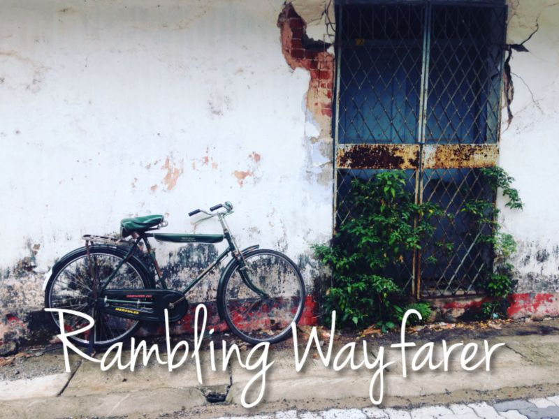 The Rambling Wayfarer Blog
