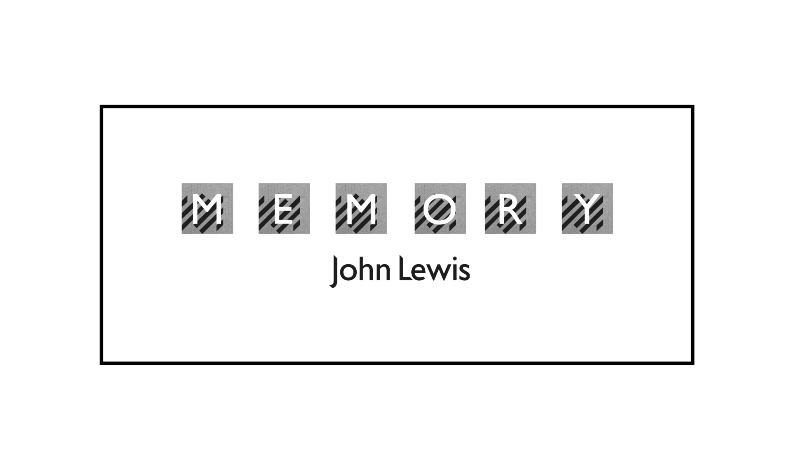 John Lewis - Memory