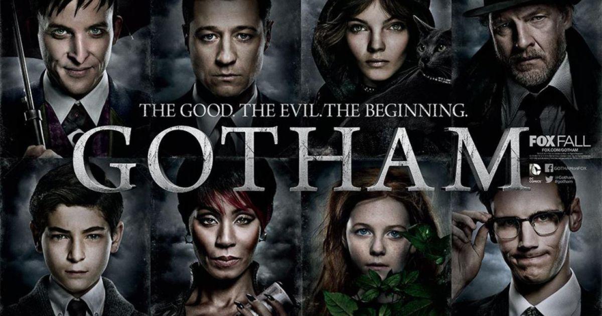 Resultado de imagem para gotham season 1 and 2
