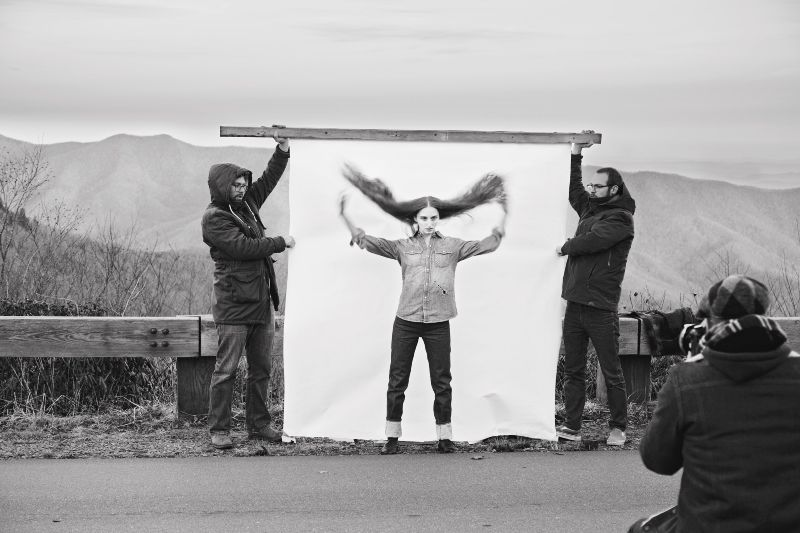 Levi's Vintage Clothing FW16 Campaign Video - Behind the Scenes