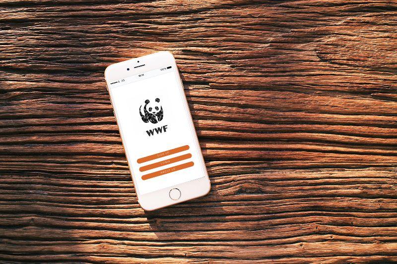 The New WWF app