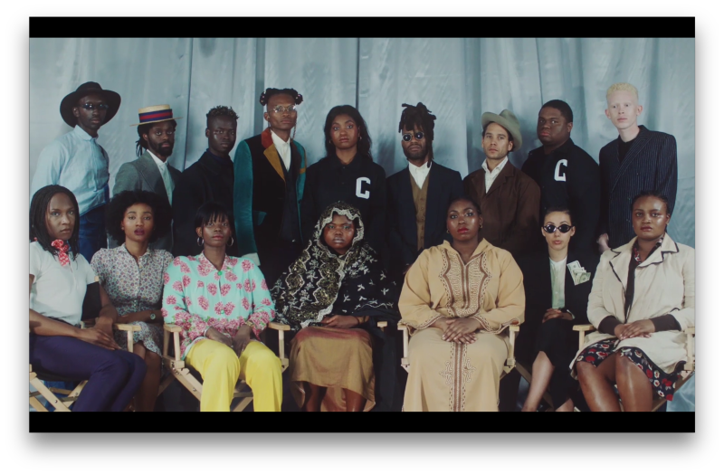 Farai 'Lion Warrior' Music Video | Directed by Akinola Davies Jr