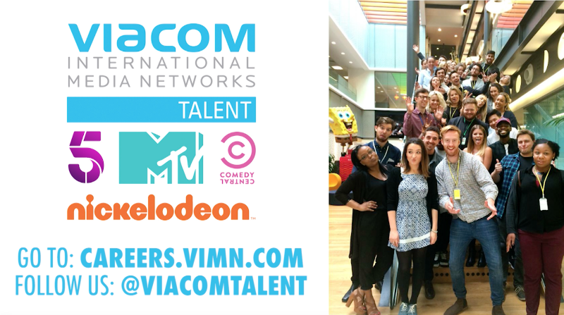 Intern at Viacom International Media Networks!